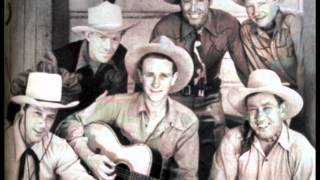 The Sons Of The Pioneers – Tumbling Tumbleweeds Video Thumbnail