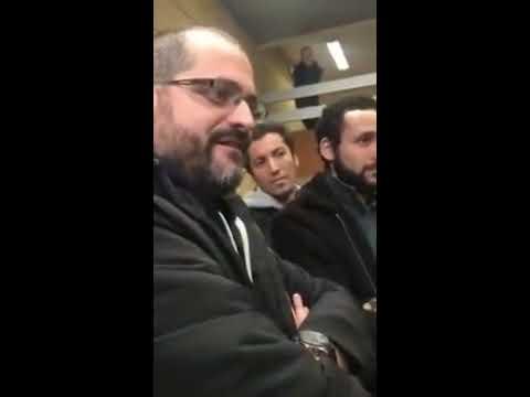 La Poste notifie oralement le licenciement de Gaël Quirante... devant les grévistes !