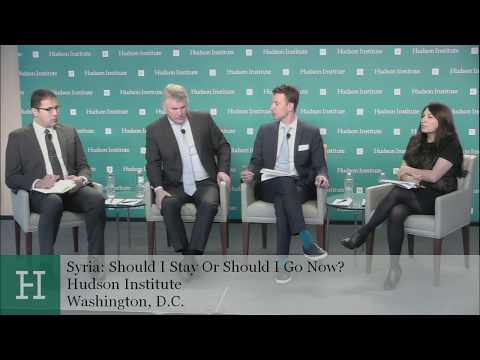 Syria: Should I Stay or Should I Go Now?