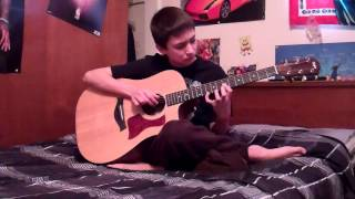 Marry Me by Jason Derulo - Fingerstyle Guitar