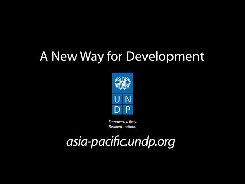 A New Way for Development in Asia-Pacific