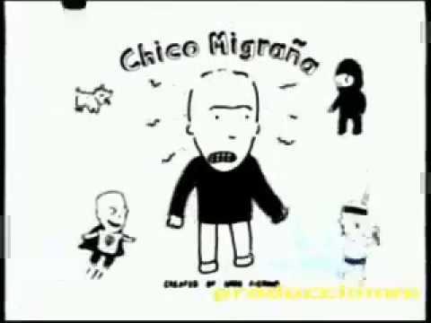 Chico Migraña (MTV Latino)