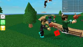 We play Roblox #1-new level and 2 victories:)