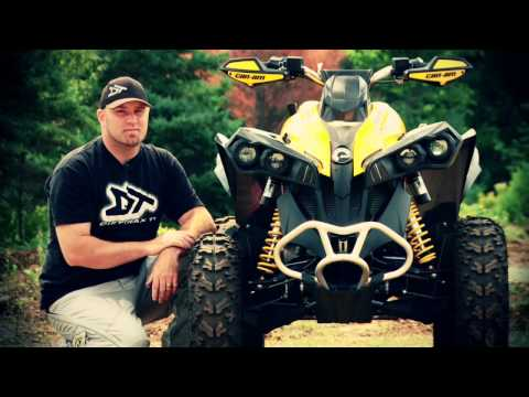 ATV Test Ride: 2012 Can-Am Renegade 1000 X xc