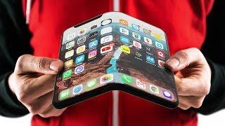 Je teste le 1er iPhone Pliable ! (avant-première)