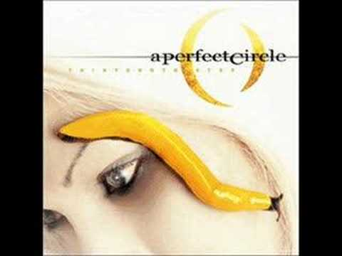 07 The Outsider  A Perfect Circle