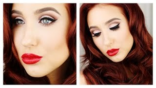 Old Hollywood Glam - Makeup & Hair Tutorial Thumbnail
