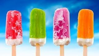Мороженое , делают так !!!