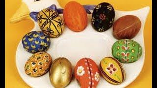 Renkli yumurta açılımı YAPAN 11 YAŞLARINDAKİ VELETLER