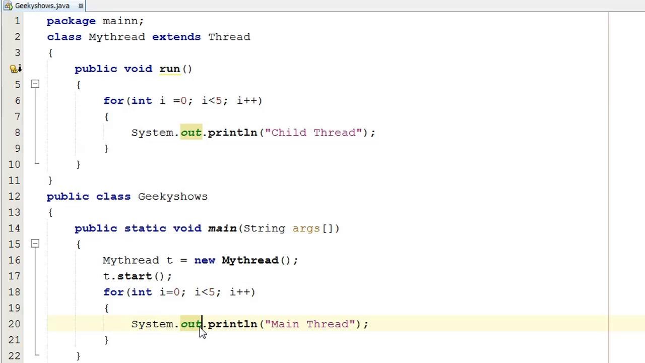 Setpriority(), thread. Max_priority, thread. Norm_priority, thread.
