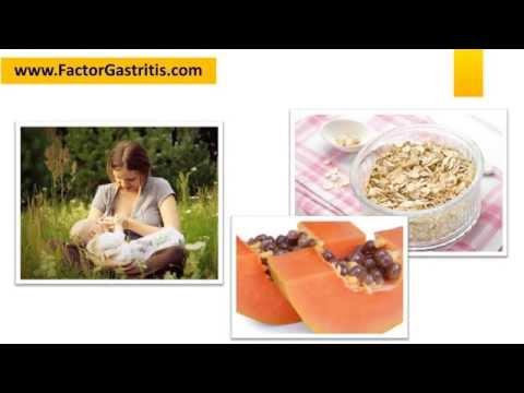 Que se puede tomar para la gastritis en el embarazo