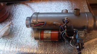Переделка отопителя ШААЗ-015  на Газ (печка от автомобиля