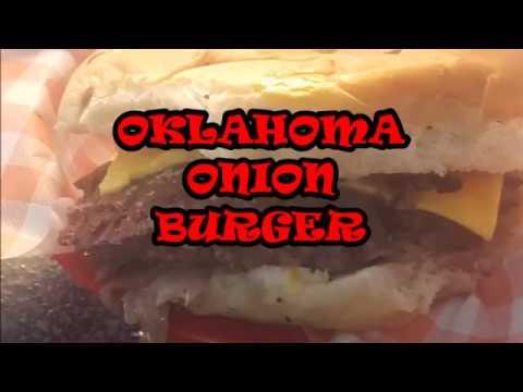 THE OKLAHOMA ONION BURGER (DEPRESSION BURGER)