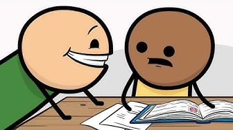 Irgendetwas dummes. // cyanide and happiness //