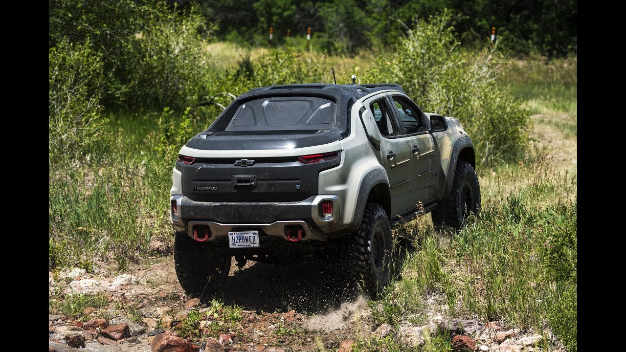 Kelebihan Kekurangan Chevrolet Colorado Zh2 Review