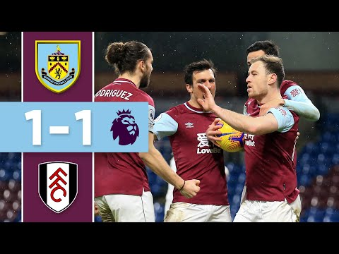 Burnley Fulham Goals And Highlights