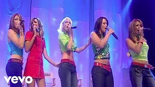 girls aloud the show