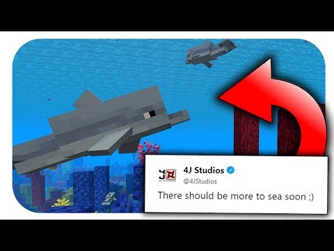4J Studios bestätigt Aquatic Update! - Minecraft Konsolen News [#151]