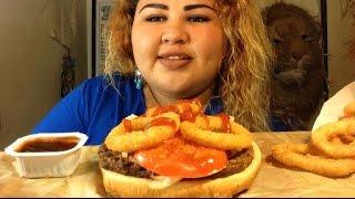Burger King/ MUKBANG