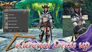 FFXIV: Kurenai Dress Up Feature Custom Delivery