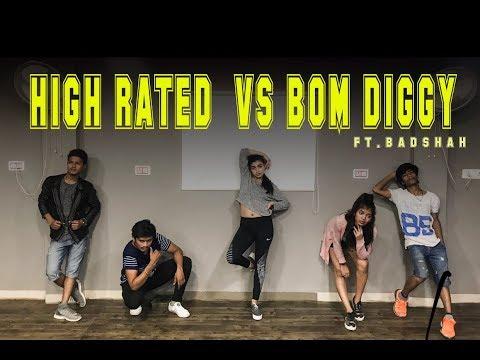 Bom Diggy ft.Gabru | Guru Randhawa | Choreography Sumit Parihar ( Badshsh )