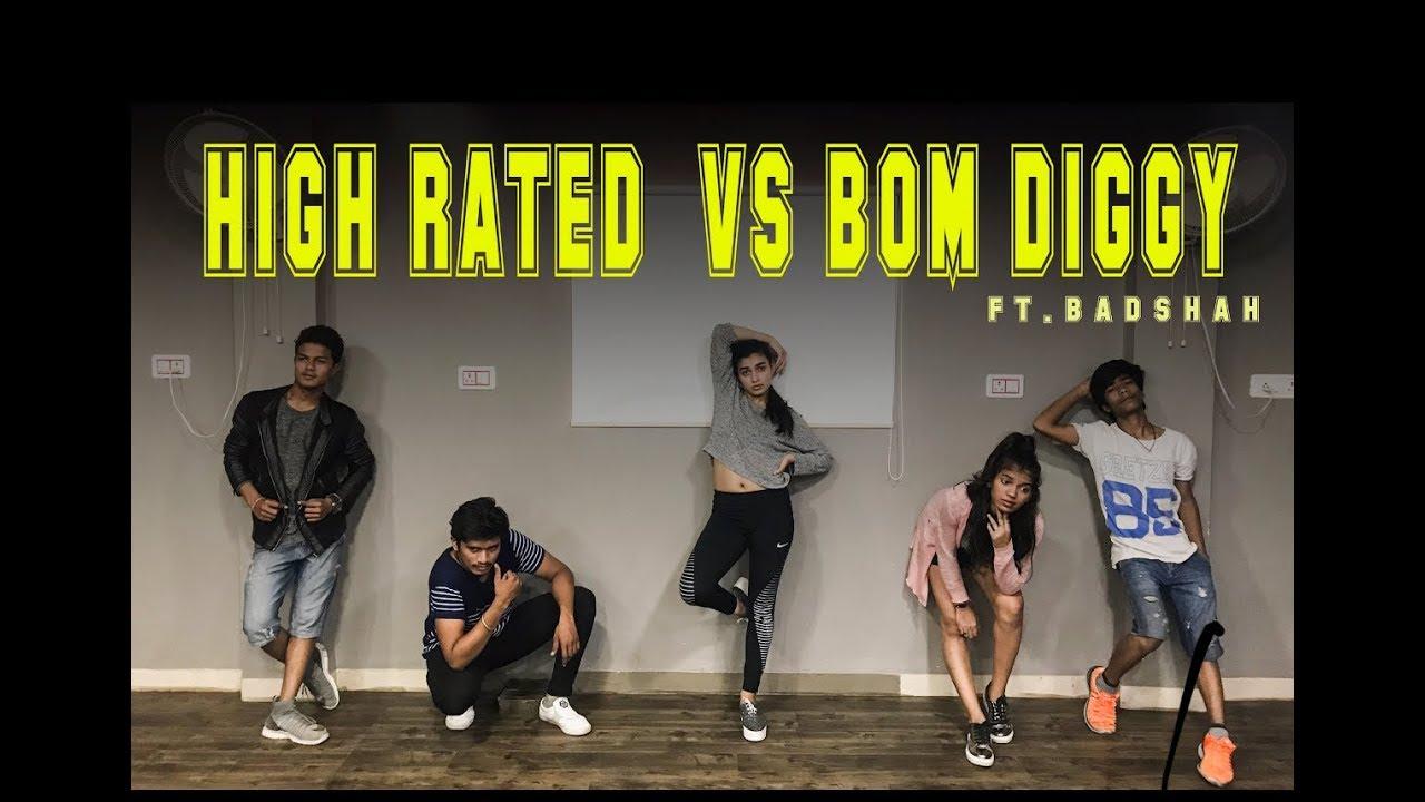 Bom Diggy ft.Gabru   Guru Randhawa   Choreography Sumit Parihar ( Badshsh )