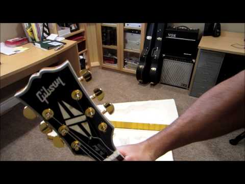 Chinese Gibson Les Paul Unboxing #2 - AKA Chibson HD