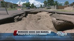 Monsoon socks San Manuel