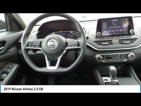 2019 Nissan Altima 9P2555