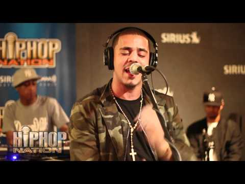 J. Cole performs 'Cole World' LIVE on Hip Hop Nation