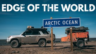 S1:E27 We drove to the edge of the world - Lifestyle Overland