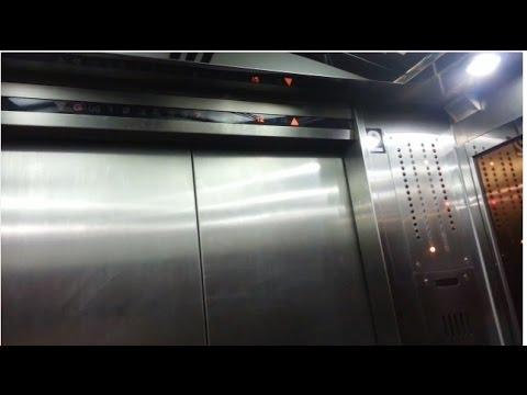 澳門南華商業大廈三菱升降機 - YouTube