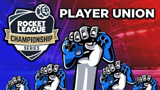 Should Rocket League Pros Create a Player Union? | Taking the First Step