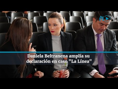 "Daniela Beltranena: ""Roxana Baldetti tomó mi mente"""