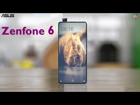 Asus Zenfone 6 Launch Date, Price, 48MP Camera, Specifications, First Look, Features, Specs, Trailer