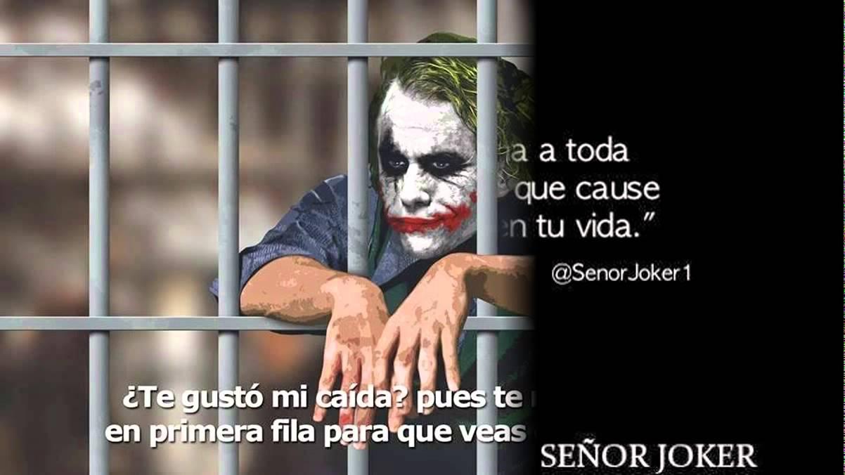 Señor Sarcasmo - Señor Joker - YouTube