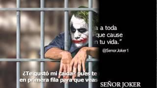 Señor Sarcasmo - Señor Joker