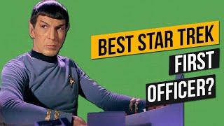 Best Star Trek First Officer Video