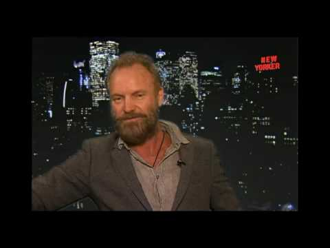 Campaign To Save Rainforests-Sting on BBC