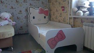 Diy Hello Kitty Furniture Bedroom Set
