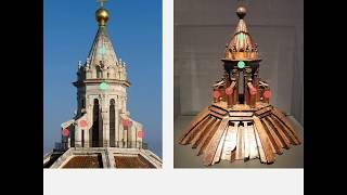 #4. Cieli di Pietra - La lanterna del Duomo di Firenze
