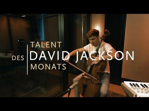 David Jackson | Talent des Monats