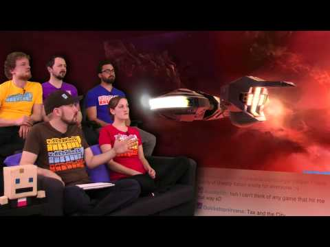 Homeworld Remastered Collection Reveal Trailer! - Show and Trailer February 2015! - Part 48 |