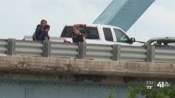 Police: Ft. Leavenworth soldier stops active shooter on bridge