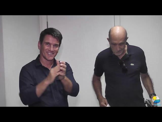 Entrevista exclusiva com Dr. André Granado à Tv Búzios