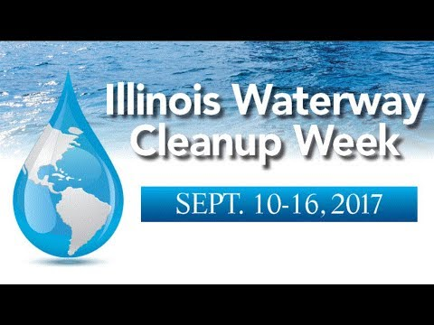 Illinois Waterway Cleanup Week