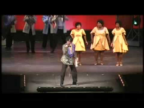Dreamgirls Kwame Remy As James Thunder Early
