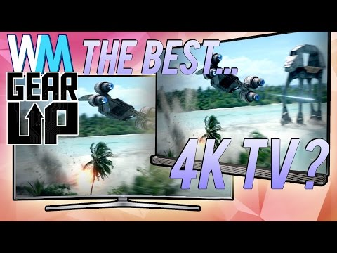Top 5 Best 4K TVs - Gear UP