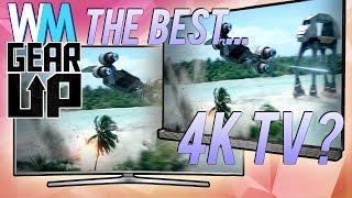 Top 5 Best 4K TVs - Gear UP