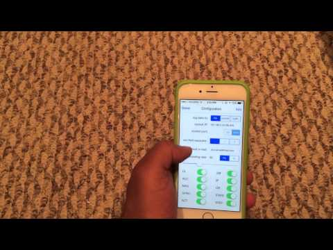 Video 1   Download the accelerometer app on your smartphone HD